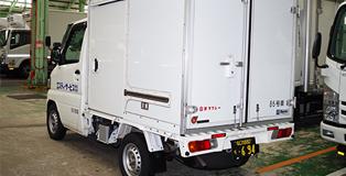 軽自動車(軽トラック)