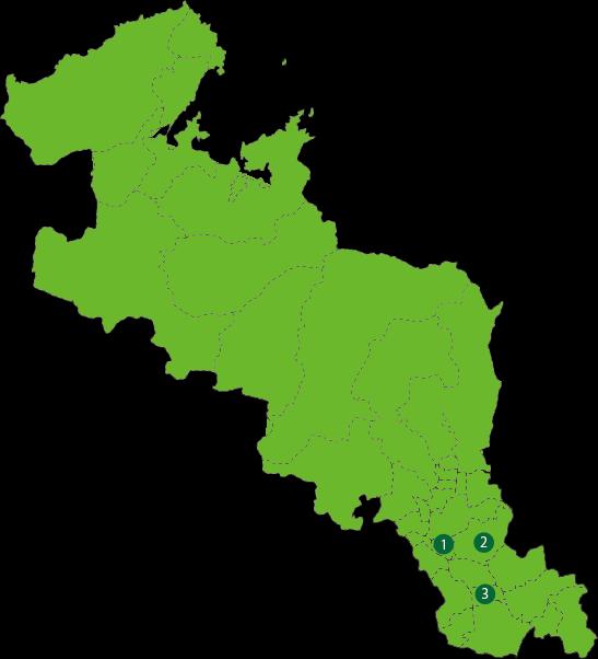 京都の地図