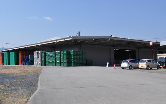 栗東工場・倉庫